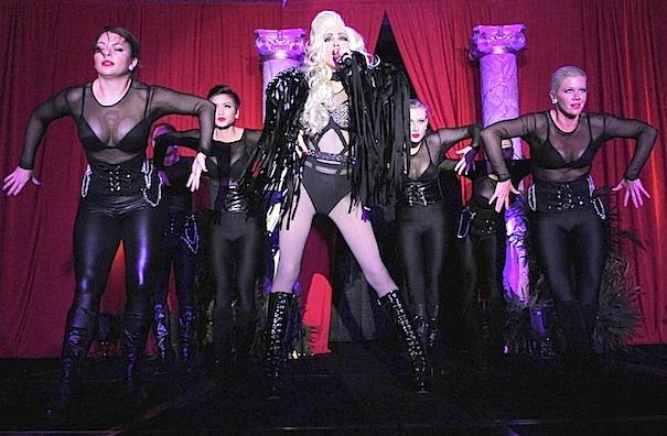 Lady-Gaga-Impersonator-JUDAS