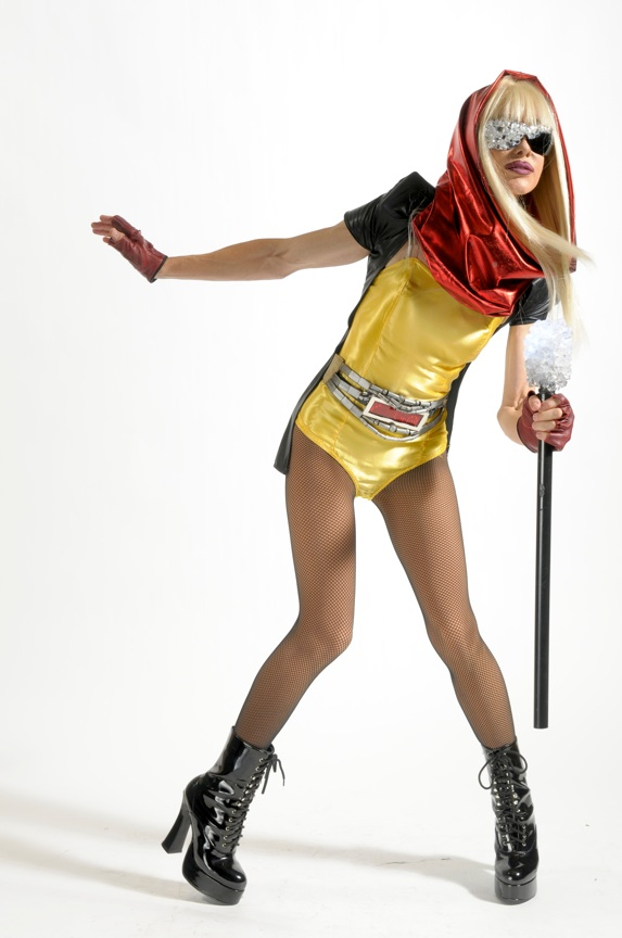 Lady Gaga Impersonator Photo - Just Dance