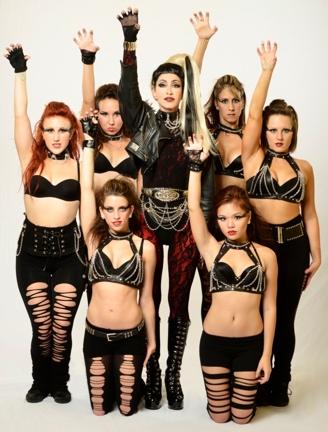 Lady Gaga Impersonator - Born this Way