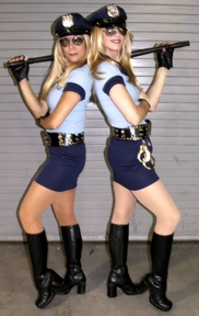 POLICE BABES