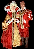 REGAL KING AND QUEEN BY STILT PROS