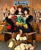 Saloon Girls by Stilt Pros