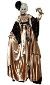 Marie Antoinette Stilt Walker by Stilt Pros