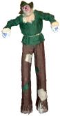 Scarecrow Stilt Walker by Stilt Pros