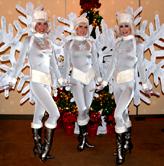 SNOW FLAKE GIRLS BY STILT PROS